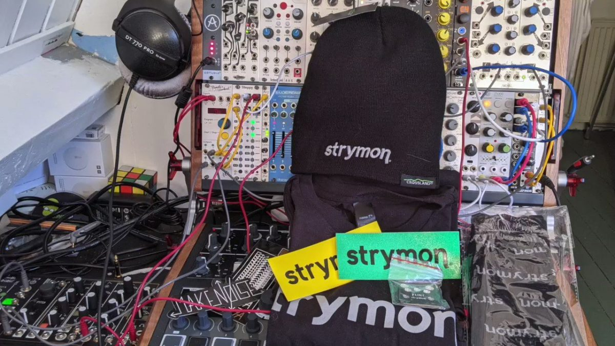 Thnx @ModularClubhous and @strymon for…